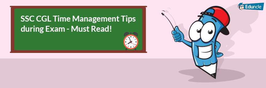 SSC-CGL-Time-Management-Tips