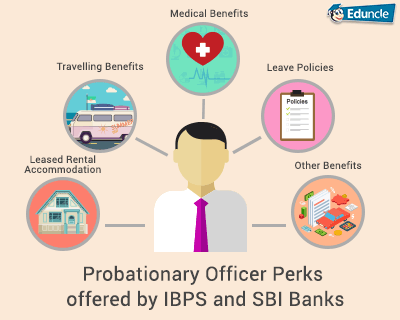 Probationary-Officer-Perks-offered-by-IBPS-and-SBI-Banks