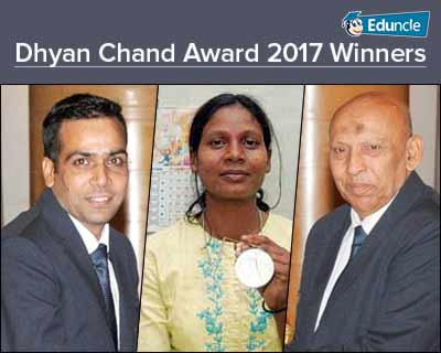 Dhyan Chand Award 2017