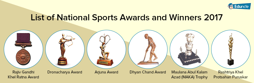 List of National Sports Awards and Winners 2017