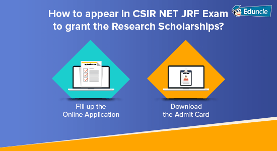How-to-appear-in-CSIR-NET-JRF-Exam-to-grant-the-Research-Scholarships