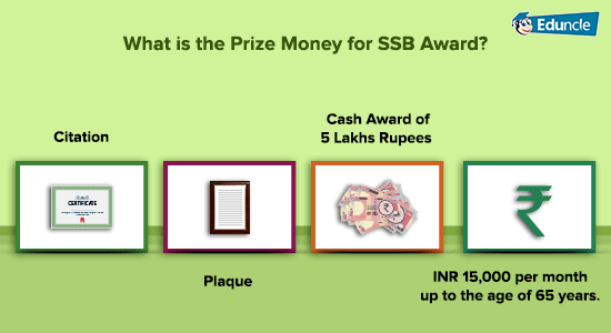 What-is-the-Prize-Money-for-SSB-Award