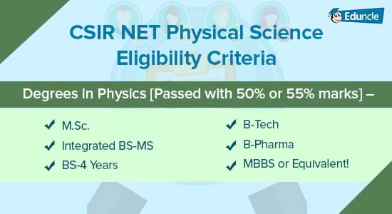 CSIR-NET-Physical-Science-Eligibility-Criteria