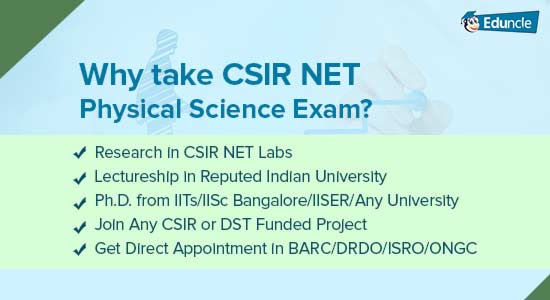 Why-take-CSIR-NET-Physical-Science-Exam