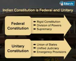 Federal and Unitary