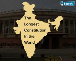 Longest Constitution in the World