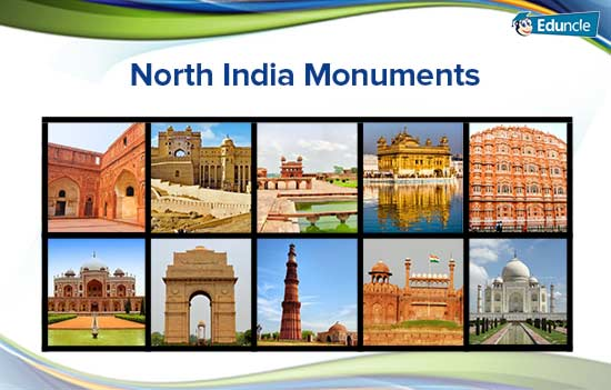 North India Monuments