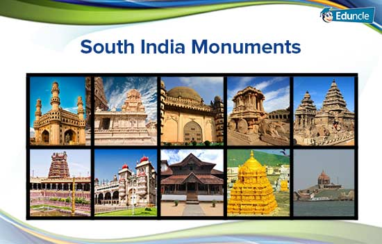 South India Monuments