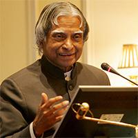 Dr. APJ Abdul Kalam 11th President of India