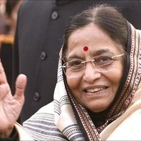 PRATIBHA PATIL12th President of India
