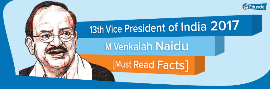 Venkaiah Naidu - Vice President of India