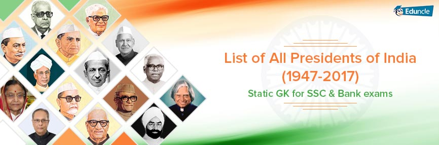 list of Indian presidents 1947-2017 Facts, Achievement, salary