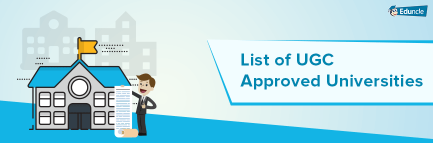 List of UGC Approved Universities 2019 for Distance Education in India