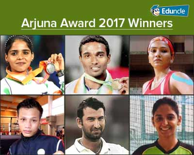 Arjuna Award 2017