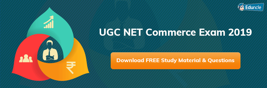 UGC-NET-Commerce-2019-Exam