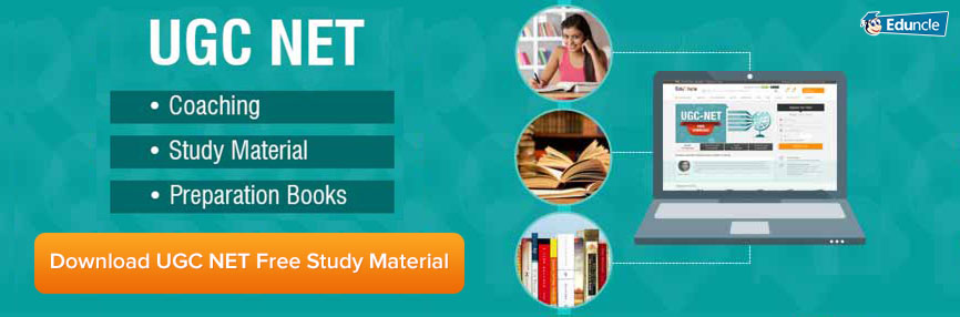 Download UGC NET Free Study Material