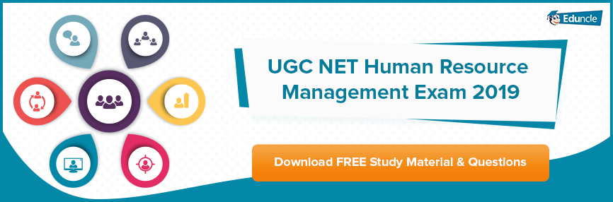 UGC-NET-Human-Resource-&-Management-Exam-2019