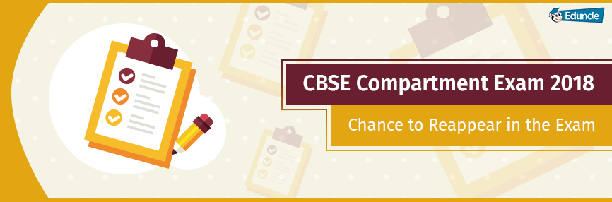 CBSE Compartment Exam 2018