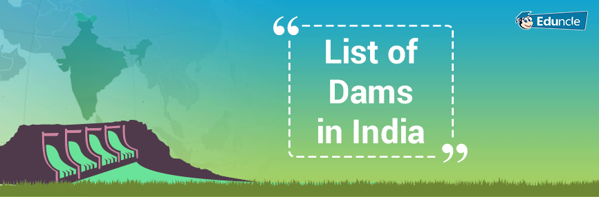 List-of-Dams-in-India