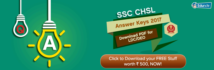 SSC-CHSL-Answer-Keys-2017---Download-PDF-for-LDCDEO