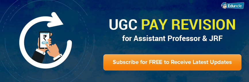 UGC 7th Pay Commission Latest News 2018 | Highlights & Pay