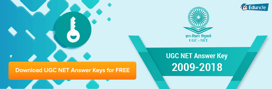 UGC-NET-Answer-Key-2018 Download