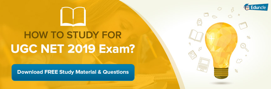 How to study for UGC NET Exam