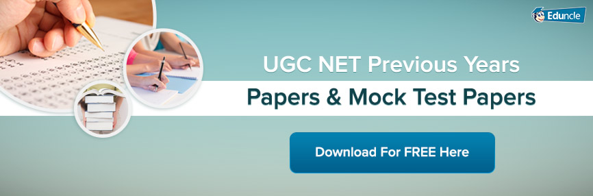 UGC NET Question Papers 2018