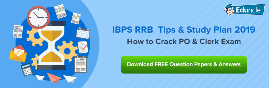 IBPS RRB Tips & Study Plan