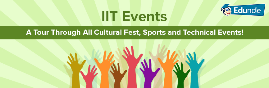 List of all IIT Events
