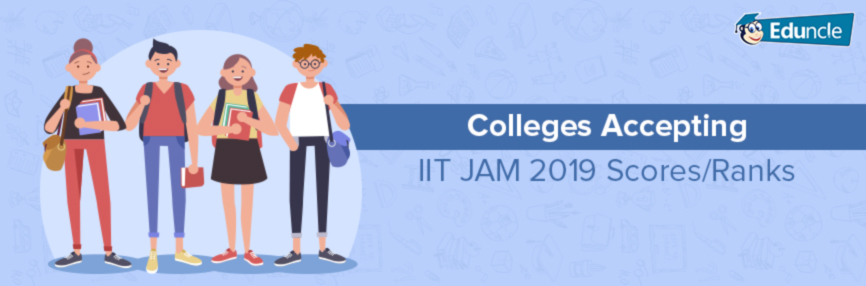 IIT JAM Participating Institutes 2019
