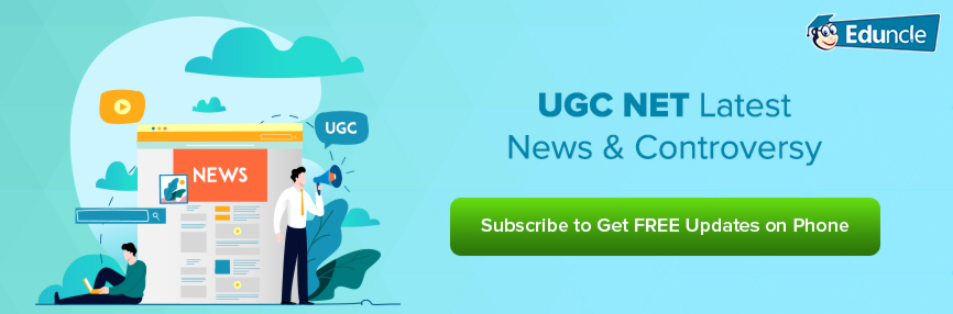 UGC-NET-Latest-News-&-Controversy
