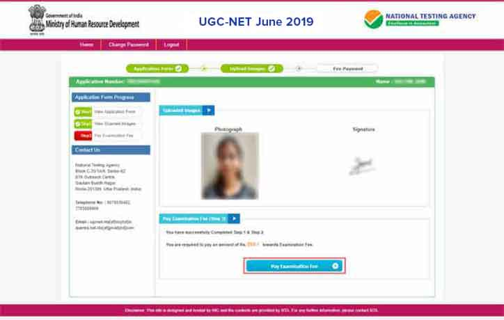 UGC-NET-2018-Apply-Online-Step-10