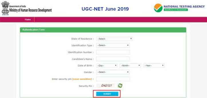 UGC-NET-2018-Apply-Online-Step-3