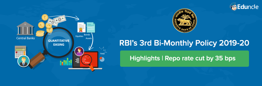 """RBI""""s 3rd Bi-Monthly Monetary Policy"""
