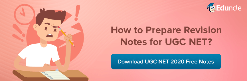 How to Prepare Revision Notes for UGC NET