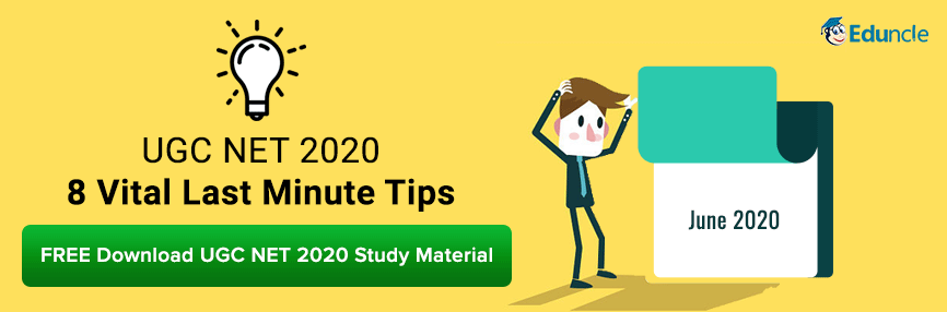 Last minute tips for 2020 Exam