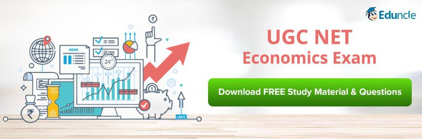 UGC NET Economics Exam