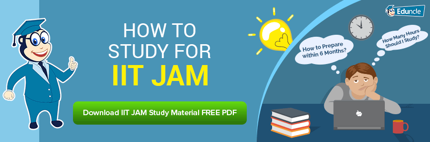 How to Study for IIT JAM