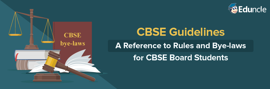 CBSE Guidelines