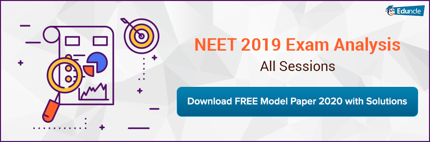 NEET 2019 Exam Analysis