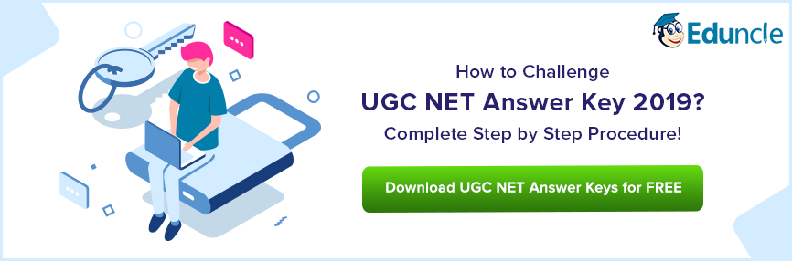 How to Challenge UGC NET Answer Key?