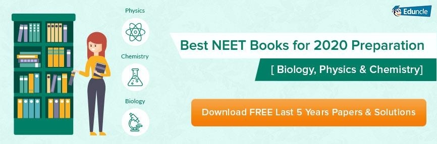 NEET Preparation Books 2020