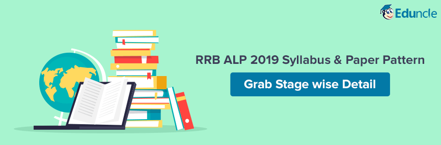 RRB ALP Syllabus & Exam Pattern