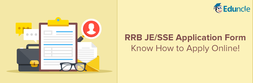 RRB JE/SE Application Form