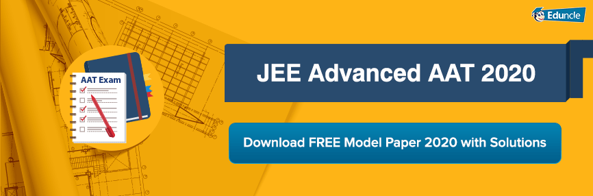 JEE Advanced AAT 2020