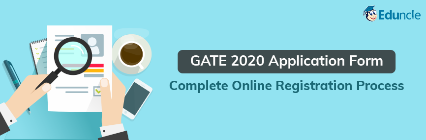 GATE 2020 Application Form