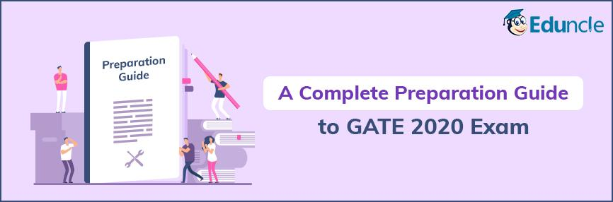 Get the Complete GATE 2020 Exam Details