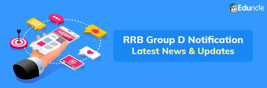 RRB Group D Notification 2019