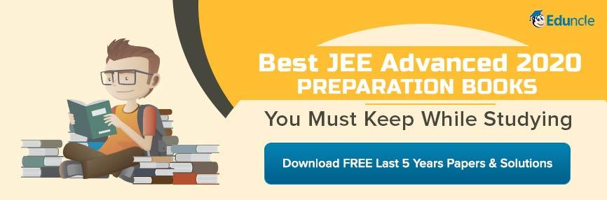Best JEE Advanced 2020 Preparation Books